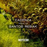 Cadenza Podcast | 106 - Santos Resiak (Cycle)