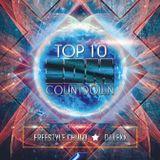 TOP 10 EDM COUNTDOWN  with Freestyle Chulo & DJ Lexx2-21-17