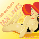 Tan Lines - work on yours