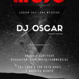 MOJO MIXTAPE - DJ OSCAR