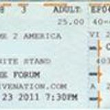 2011 - Welcome 2 America - 21 Nite Stand - The Forum - Inglewood - Los Angeles - 23-04-2011 (3CD)