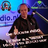 1ste uur 100ste 't ABG Live van zaterdag van 17-02-2018 by Arie & Marc en friends #100
