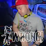Jamie de Rooy at the WRONG! official TRADE preparty 25 October 2014