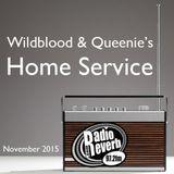 Wildblood + Queenie's Home Service November 2015