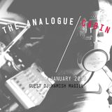 TAC018: The Analogue Cabin: January 2018