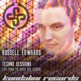 TECHNO SESSION :  Russell Edwards : The Kundalini Experience..Live at the River Side Studios