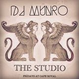 Dj Munro - Café Royal - London UK