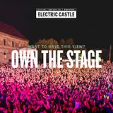 DJ Contest Own The Stage at Electric Castle 2016 - CRISSTIA