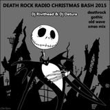 THE DEATH ROCK RADIO CHRISTMAS BASH 2015