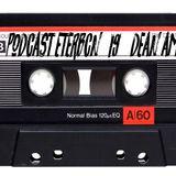 ETERbcn Podcast  #19  DEAN AMO