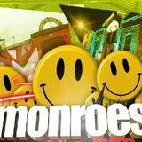 DJohn The Unfutere Monroes reunion promo mix