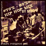 70's - 80's Hip Hop Mix