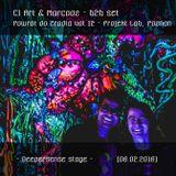 CJ Art & Marcooz B2B @ Powrot do Zrodla 12 - Deepersense Stage (Projekt Lab-Poznan) [06.02.2016]