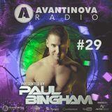 AVANTINOVA RADIO #29
