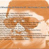 Set Mixado by DJ Robinho SP - Hit Parade EMusic 2014