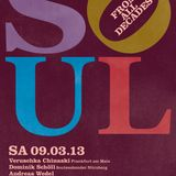 Soul from all Decades - 9.3.13 - Munich
