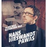 Barracuda Bar w/ Pawas & Hans Nieswandt Pt.2 of 4