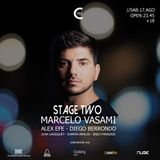 Diego Berrondo & Alex Efe @ Stereo Club, PHU Stage Two (Montevideo) 17.08.2019