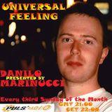 Danilo Marinucci - Universal Feeling 006 (Special Guest Dj Andrix)
