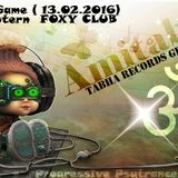 AMITABHA,,Tabha Records, 13.02.2016 (FOXY CLUB Kaiserslautern) PLAY THE GAME DJ SET