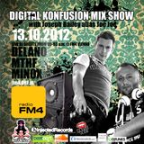 13.10. FM4 VIENNA - LIVE @ DIGITAL KONFUSION