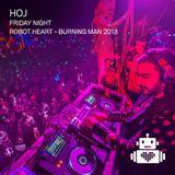Hoj - Robot Heart - Burning Man 2013