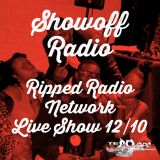 ShowOff Radio Live Show x 12/10 x The Rippys 2016 Recap Show