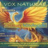 Vox Mythology (8 dicembre 2017)