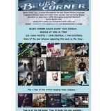 Tony Corner - Blues Corner September 15th 2019