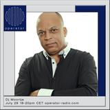 DJ Moortje - 29th July 2017