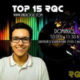 Top 15 RQC - Especial 6º Aniversário