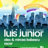 Luis Junior  - Live at 18 Lounge, Bucharest, Romania (26-05-2012)