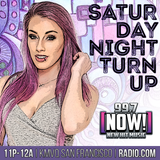 DJ Amy Robbins | February 2017 | 99.7 NOW's Saturday Night TURN UP!