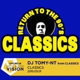 LIVE MIX AT VISION DJ TOMY-NT1st May 2015