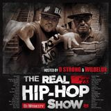 DJ MODESTY - THE REAL HIP HOP SHOW N°233 (Hosted by D STRONG & WILDELUX)