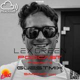 LEX GREEN PODCAST presents GUESTMIX #26 SIMONIC (DE)