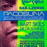 Paco Osuna Live @ Florida 135 - Fraga Spain 01-06-2013