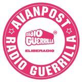 Remus Miron - Muzica Avanposturilor Radio Guerrilla - Tipografia [13.10.2017]