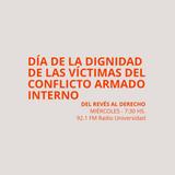 25 FEB 2015 - Día de la dignidad de las víctimas del conflicto armado interno