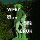 Sub FM - 6th November 2014 - Wifey vs BRUK Radio