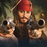 Pirates of the Caribbean Spin Christmas 2014