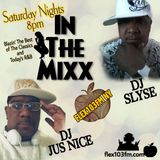 DJ JUS NICE-IN THE MIXX (FLEX103FM NY)
