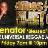 The Universal Reggae Jam_ full show_live link up with Aysha Loren_Friday 4th July 2014 - Vibesfm.net