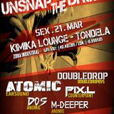 "PIX.L - Minimix for ""Unsnap the Drums"" @ Kimika Lounge, Tondela"