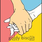 Goldy Biscuit w/ Kanga, Silverback & Powrie @Flat 01 - 15/09/16