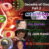4 Decades of Studio54 Disco Part 2 -  DjJackKandi -Dj Dornan-And Dj-CBelissimo