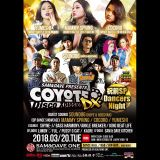 3/20『COYOTE DX』at. SAM&DAVE ONE - Music by SOUND 86