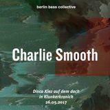 Charlie Smooth live at Disco Kiez auf dem Dach (26.05.17) @ Klunkerkranich Berlin