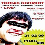 Tobias Schmidt (Live PA) @ we are TECHNO - Club Prag Stuttgart - 21.02.2009