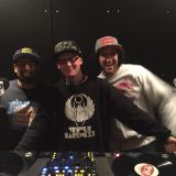 DJ Madhandz, Noisiboi & Drez - Hiphopbackintheday Radio Show 1